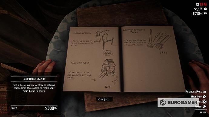Segredos de Red Dead Redemption 2: como coletar recursos e medicinas 2