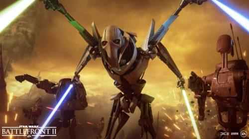 Star Wars Battlefront II: General Grievous chega em 30 de outubro