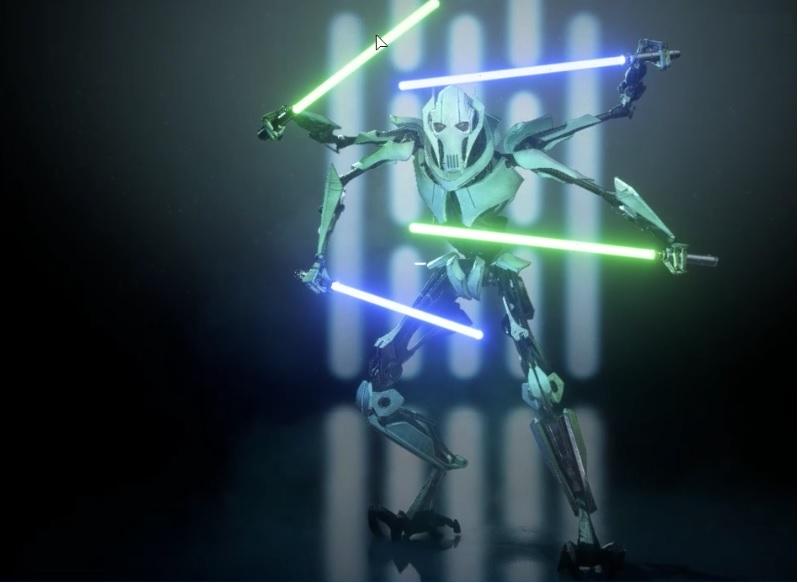 [Rumor] Imagem vaza General Grievous em Star Wars Battlefront II 1