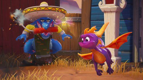 Activision explica a ausência de legendas em Spyro Reignited Trilogy