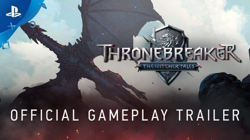 Thronebreaker: The Witcher Tales recebe primeiro trailer de gameplay; assista