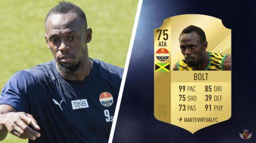 [Rumor] FIFA 19 pode contar com Usain Bolt na próxima atualização