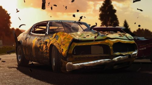 Wreckfest para consoles é adiado para 2019, diz THQ Nordic