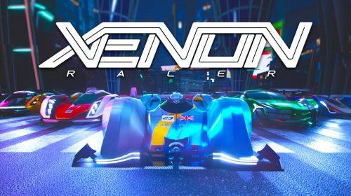 Xenon Racer, jogo de corrida futurista, é anunciado para PS4