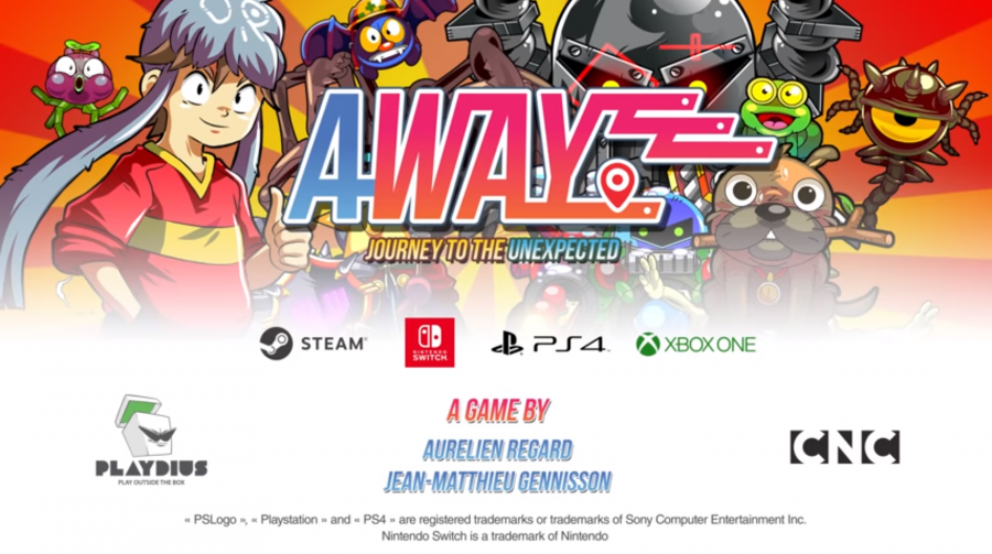 AWAY: Journey to the Unexpected: trailer mostra gameplay em 1ª pessoa; veja