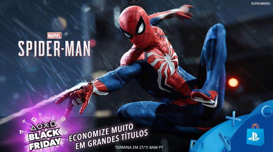 Black Friday na PlayStation Store é atualizada com novos jogos; veja