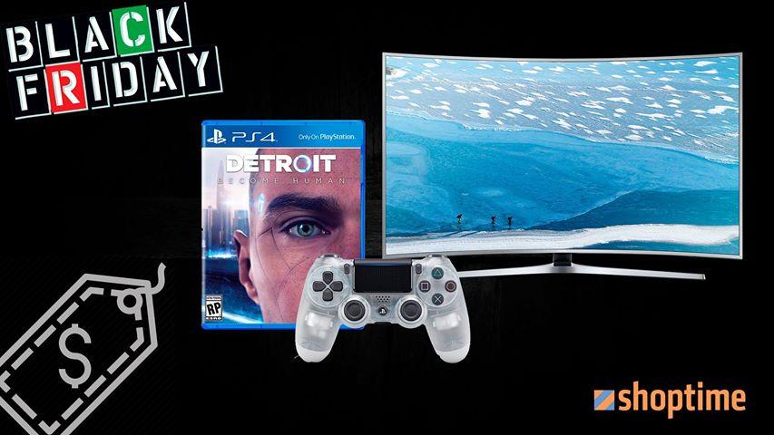 [Black Friday] Shoptime: veja os melhores preços em jogos de PS4