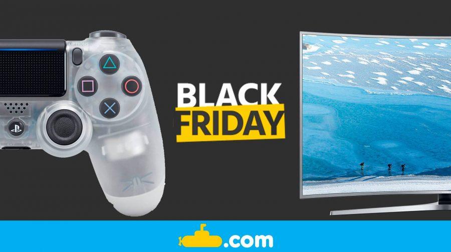 [Black Friday] A partir de R$ 35! Veja os preços dos jogos no Submarino