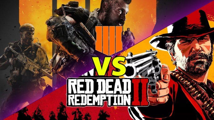 Call of Duty: Black Ops 4 é o jogo mais vendido em outubro nos EUA