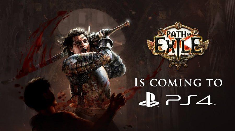 Que pena! Path of Exile é adiado para fevereiro de 2019