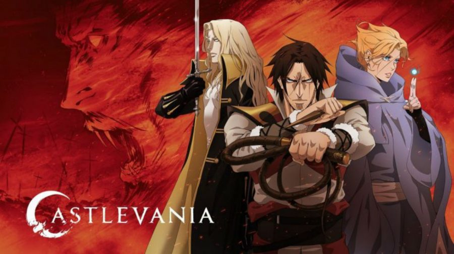 Série de Castlevania é renovada para terceira temporada na Netflix