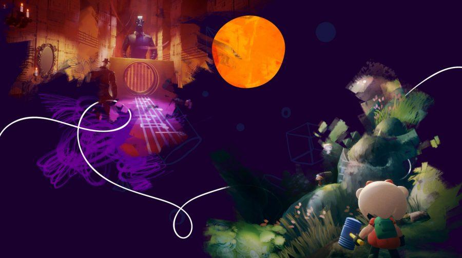 Fase de Little Big Planet é recriada em Dreams pela Media Molecule