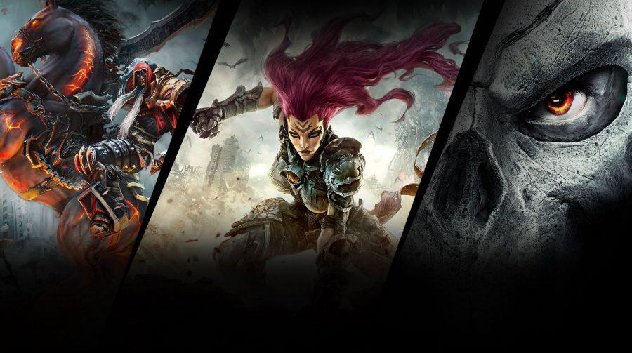 Darksiders I & II receberão suporte ao 4K; Lançamento do III se aproxima