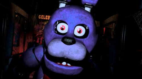 Five Nights at Freddy's chegará ao PlayStation 4 em 2019