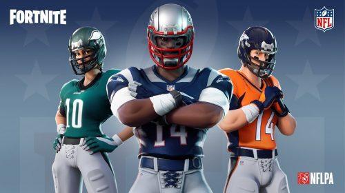 Mas já? Fortnite remove skins da NFL do jogo; entenda