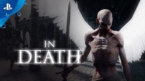 In Death é o novo FPS para o PSVR com lançamento em novembro
