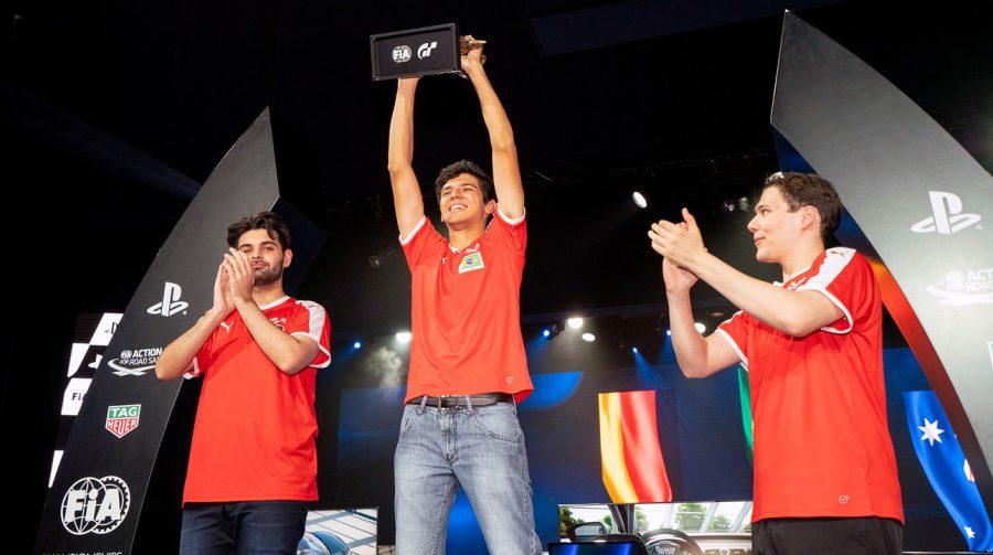 Brasileiro fatura 1º Campeonato Mundial de Gran Turismo Sport; veja
