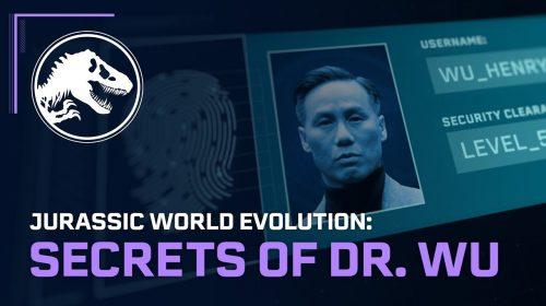 Jurassic World Evolution: DLC Secrets of Dr. Wu chega em novembro