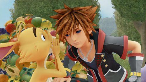 Filme secreto de Kingdom Hearts 3 já está disponível para download