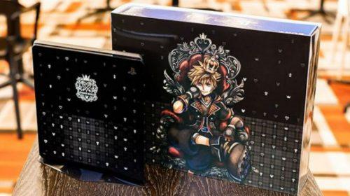 PlayStation mostra lindo bundle do PS4 com Kingdom Hearts 3; veja imagens