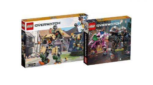 Quero todos! Overwatch ganha seis sets incríveis de LEGO; confira
