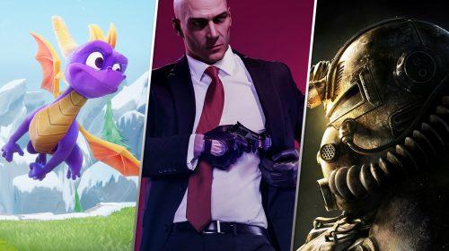 Lançamentos da Semana (12 a 16/11) para PS4, PS VR e PS Vita