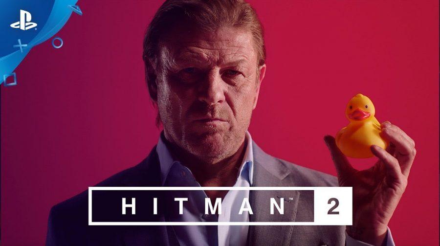 Hitman 2 ganha trailer de lançamento em live-action; assista