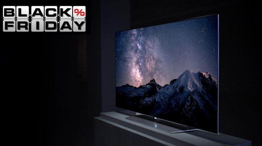 Veja: os melhores preços de TVs 4K desta Black Friday