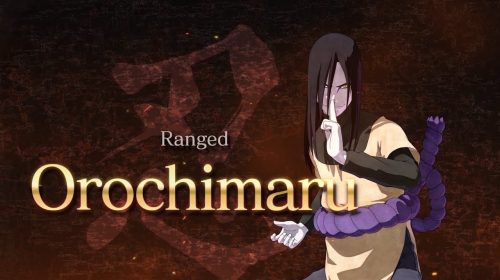 Naruto to Boruto: Shinobi Striker: Orochimaru chega por DLC ao jogo