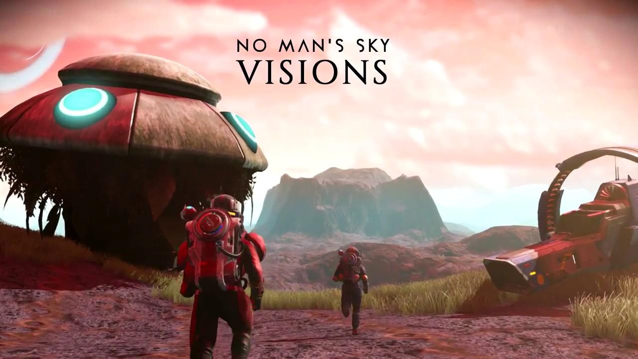 """No Man's Sky receberá atualização """"Visions"""" com conteúdos ..."""