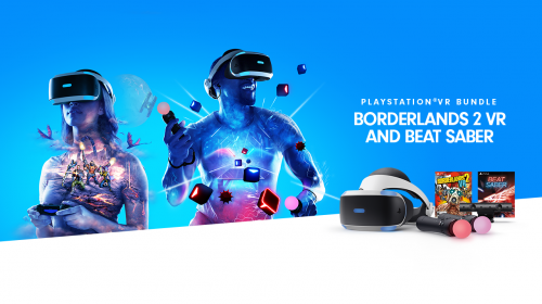 Sony anuncia novo bundle do PlayStation VR com dois jogos; veja