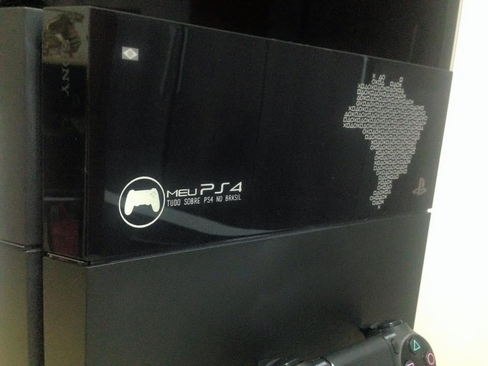 Meu PS4 Gamer