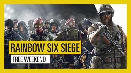 Rainbow Six Siege ganha novo final de semana grátis