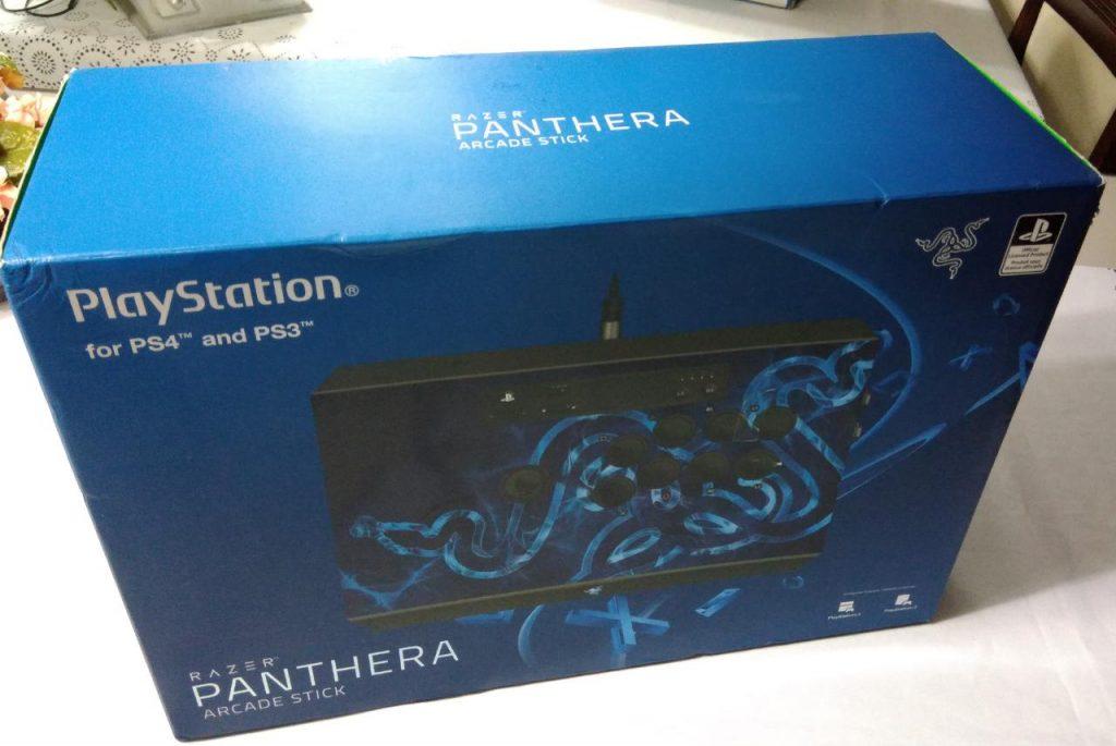 Razer Panthera Arcade - Caixa