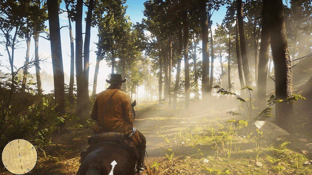 Red Dead Redemption 2 e o sabor de uma síntese dos videogames 1