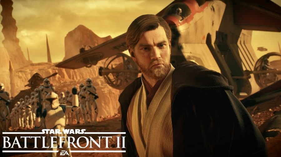 Star Wars: Battlefront II: DLC Battle of Geonosis adiciona Obi-Wan