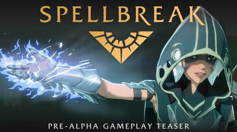 Mais um Battle Royale: Spellbreak tem magia no lugar de armas