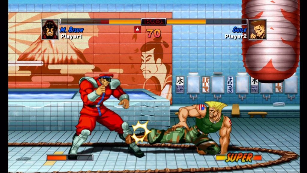 Street Fighter HD Remix - Gameplay