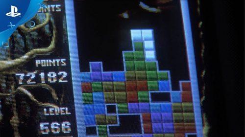 Com demo disponível, Tetris Effect ganha