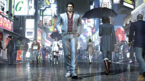 SEGA revela novas imagens de Yakuza 4; Lançamento em janeiro