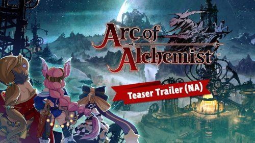 Exclusivo do PS4, Arc of Alchemist é anunciado; confira trailer