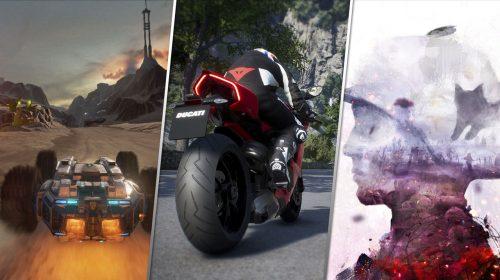 Lançamentos da Semana (05/11 a 09/11) para PS4, PS Vita e PSVR