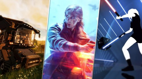 Lançamentos da Semana (19/11 a 23/11) para PS4, PS Vita e PSVR