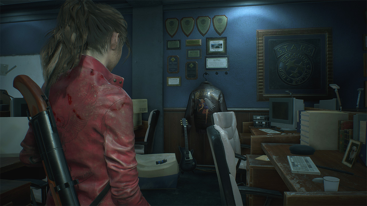 Jogamos! Resident Evil 2 resgata nostalgia com novos elementos 16