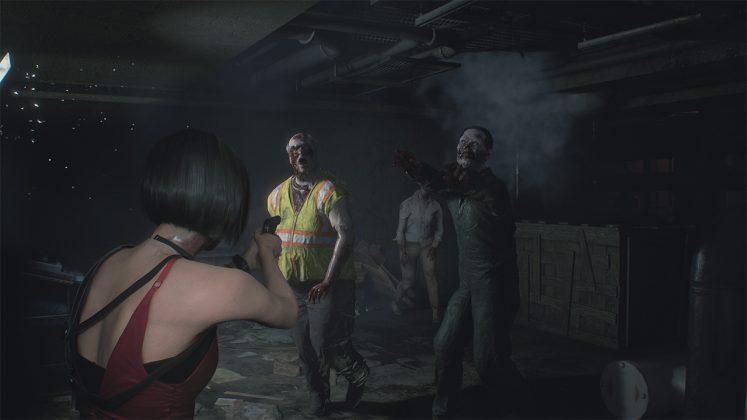 Jogamos! Resident Evil 2 resgata nostalgia com novos elementos 8