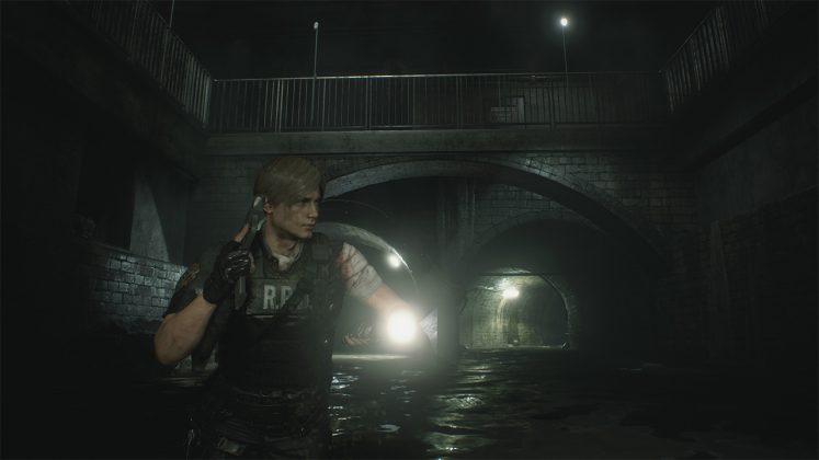 Jogamos! Resident Evil 2 resgata nostalgia com novos elementos 9