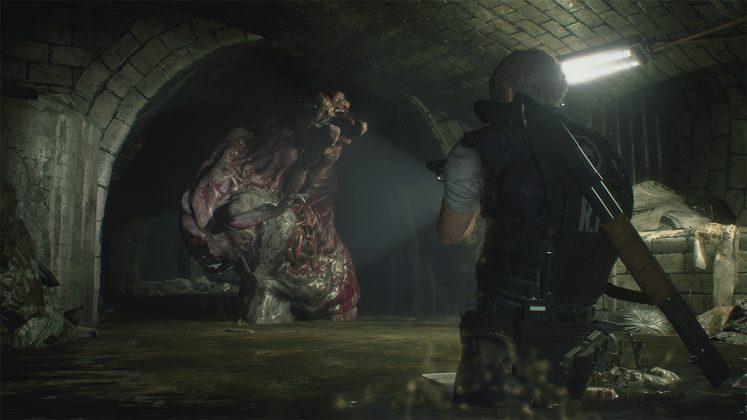 Jogamos! Resident Evil 2 resgata nostalgia com novos elementos 10