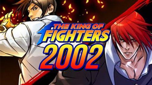 ACA NEOGEO The King of Fighters 2002 chega hoje (27) ao PS4