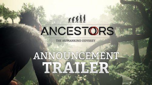 Ancestors: The Humankind Odyssey é anunciado com belo trailer; veja