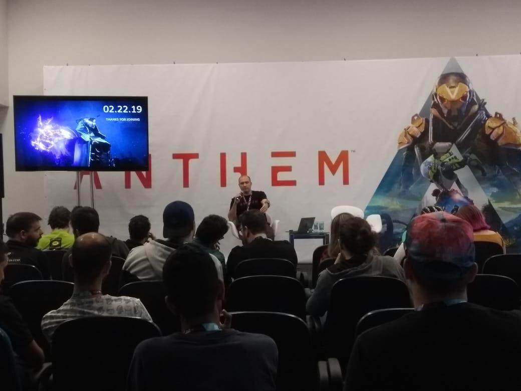 [CCXP 2018] Produtor de Anthem fornece detalhes da história; veja 1